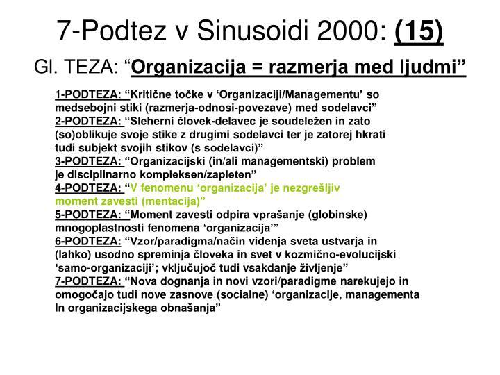 7-Podtez v Sinusoidi 2000: