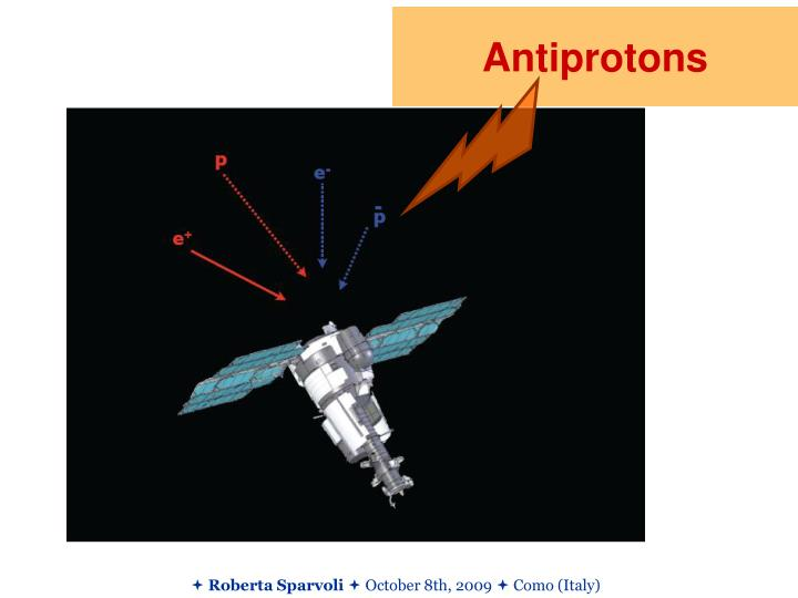 Antiprotons