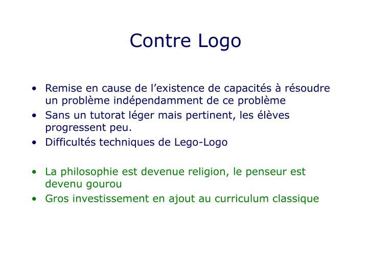 Contre Logo