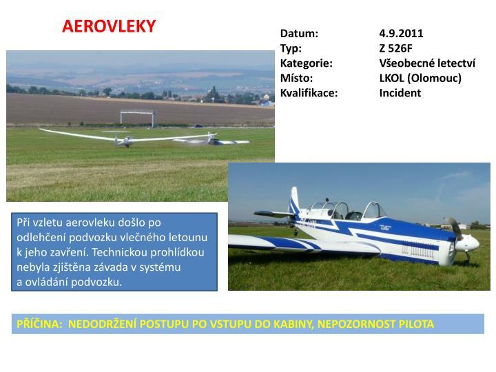 AEROVLEKY