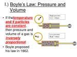 i boyle s law pressure and volume