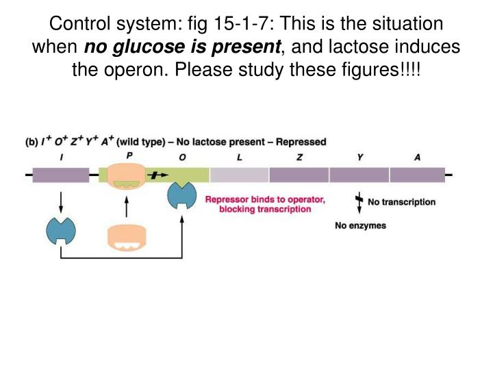 Control system: fig 15-1-7: This is the situation when