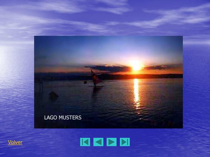 LAGO MUSTERS