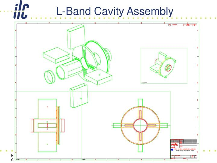 L-Band Cavity Assembly