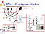 ng9 1 1 prototype architecture
