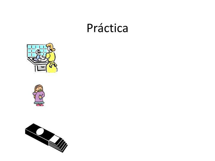 Práctica