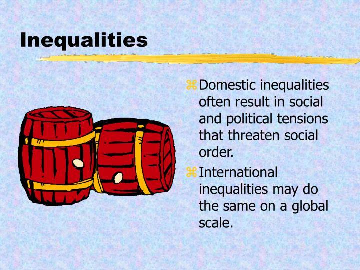 Inequalities