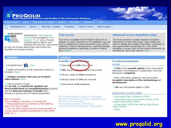 www.proqolid.org