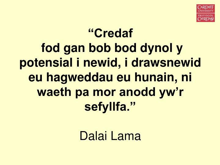 """""""Credaf"""