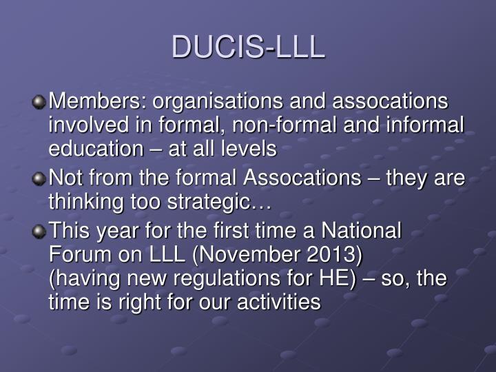 DUCIS-LLL