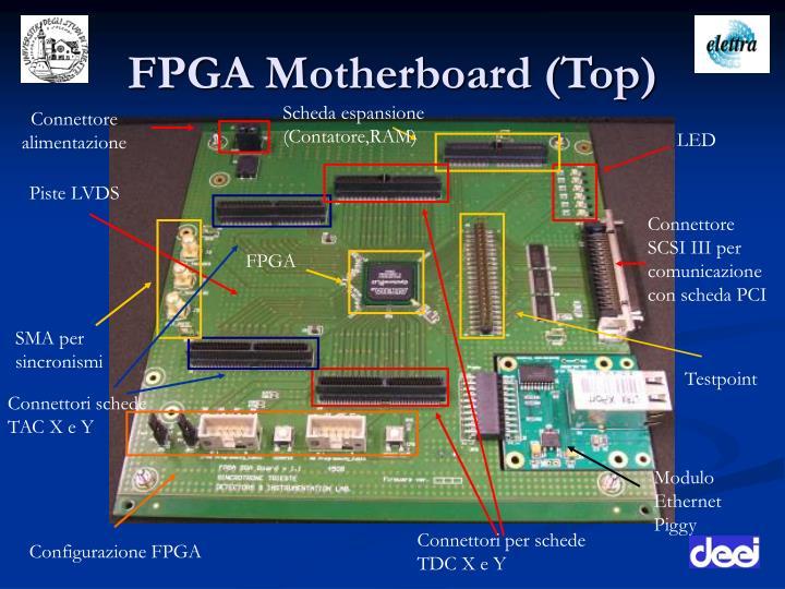 FPGA Motherboard (Top)