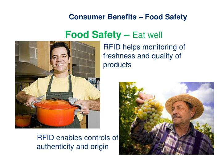 Consumer Benefits – Food Safety