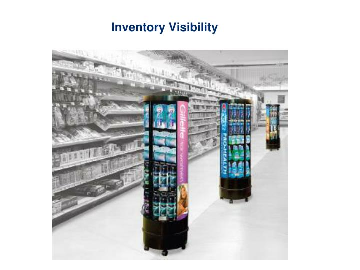 Inventory Visibility