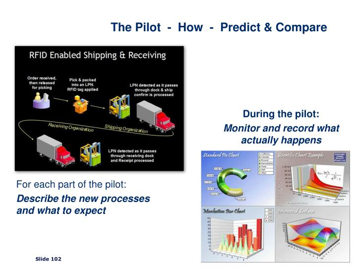 The Pilot  -  How  -  Predict & Compare
