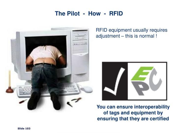 The Pilot  -  How  -  RFID