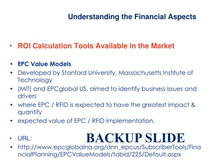 ROI Calculation Tools Available in the Market