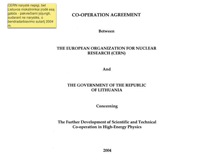 CERN naryst