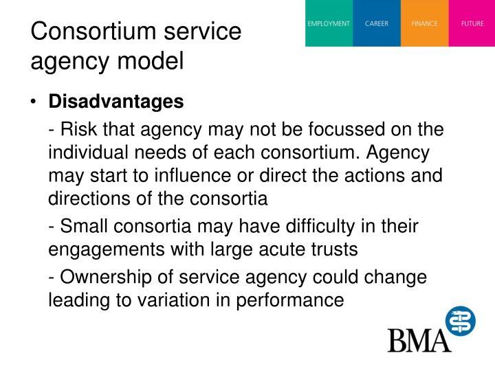 Consortium service