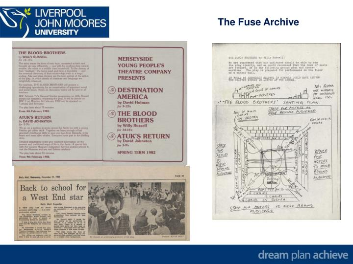 The Fuse Archive