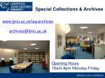 www ljmu ac uk lea archives archives@ljmu ac uk
