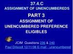 37 4 c assignment of unencumbereds2