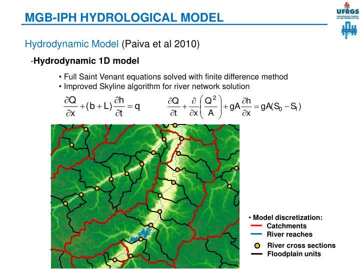 Model discretization: