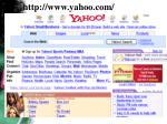 http www yahoo com