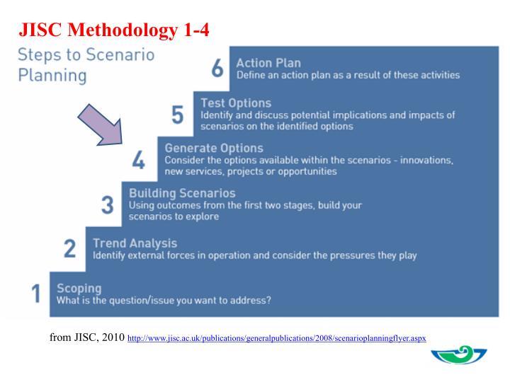 JISC Methodology 1-4