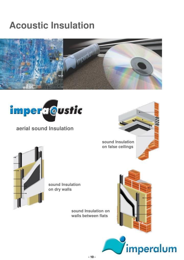Acoustic Insulation