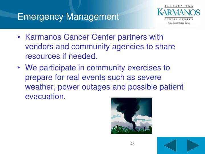 Emergency Management