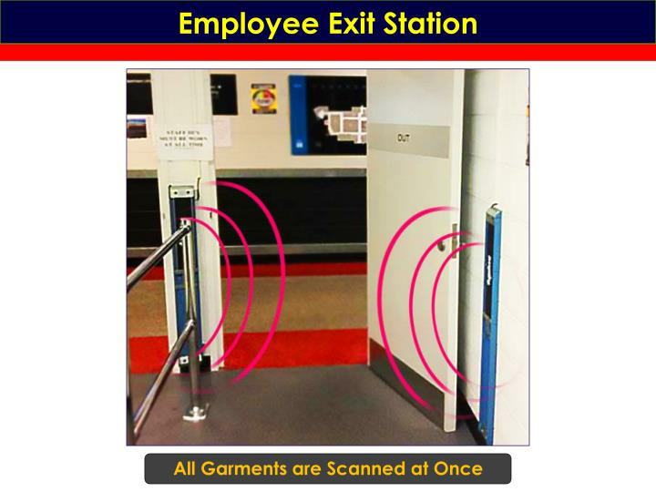 Employee Exit Station