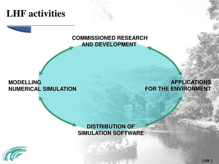 LHF activities