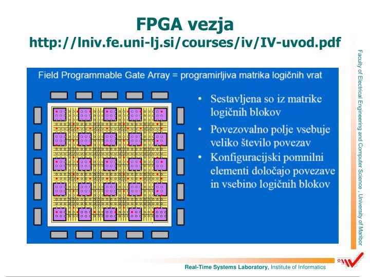FPGA vezja