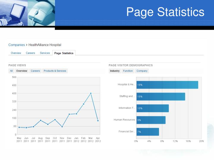 Page Statistics