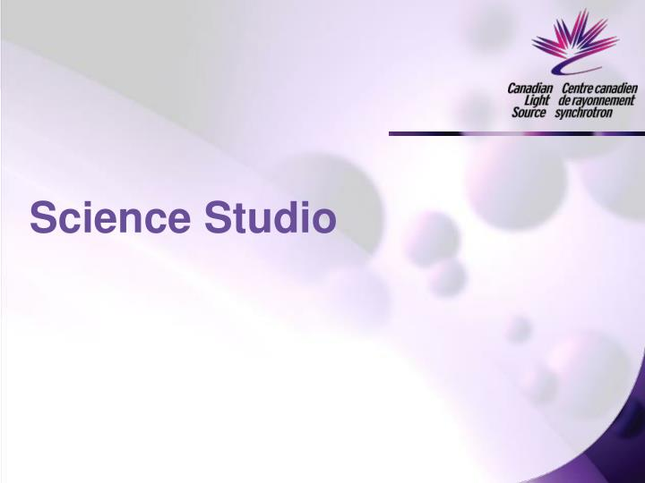 Science studio