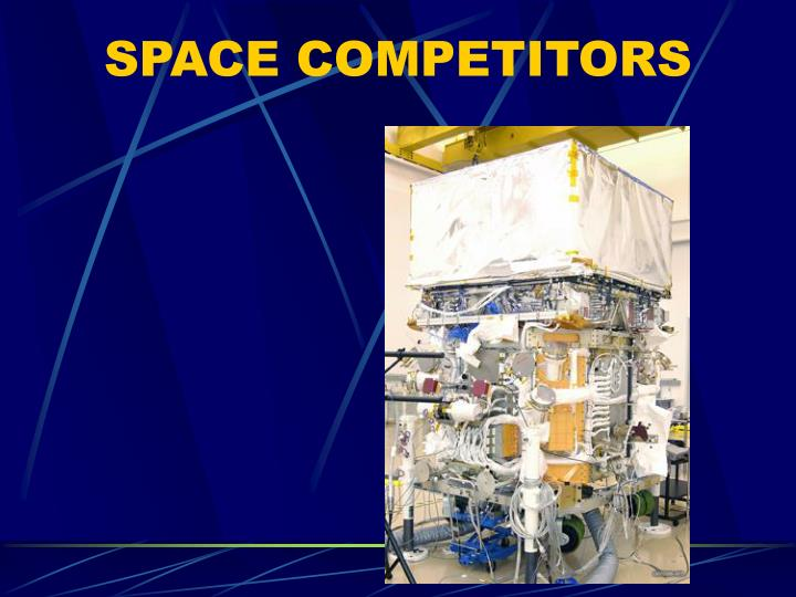 SPACE COMPETITORS