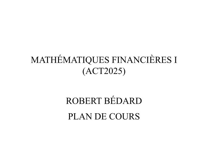 Math matiques financi res i act2025
