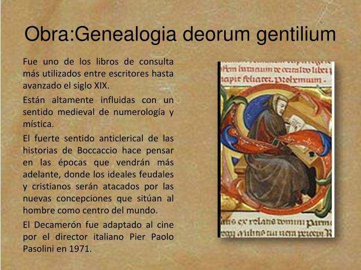 Obra:Genealogia deorum gentilium