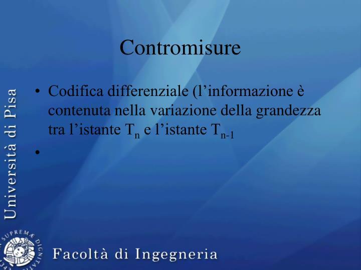 Contromisure