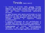 tiroide vasi e nervi