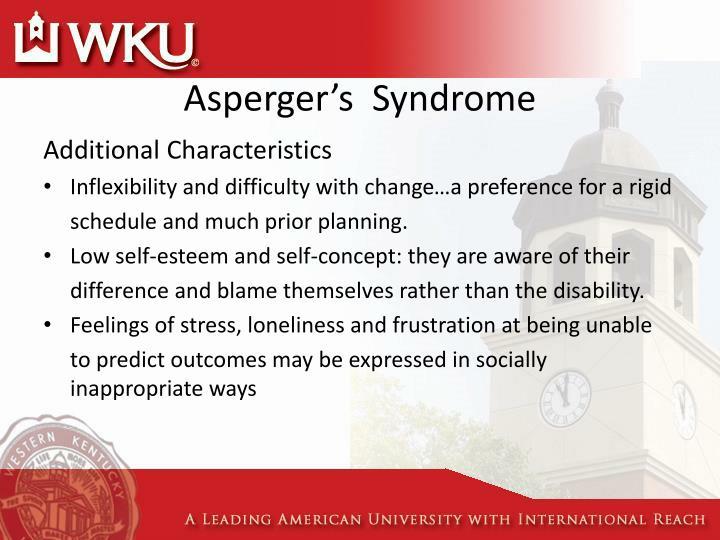 Asperger's