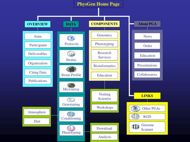 PhysGen Home Page
