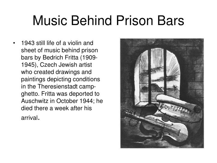 Music Behind Prison Bars
