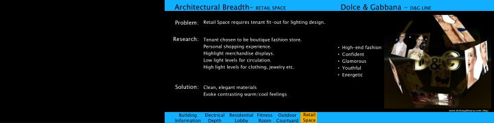 Architectural Breadth–