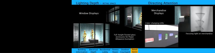 Lighting Depth –