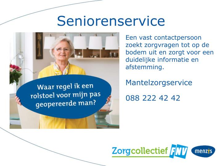Seniorenservice
