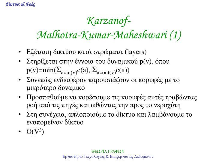 Karzanof-