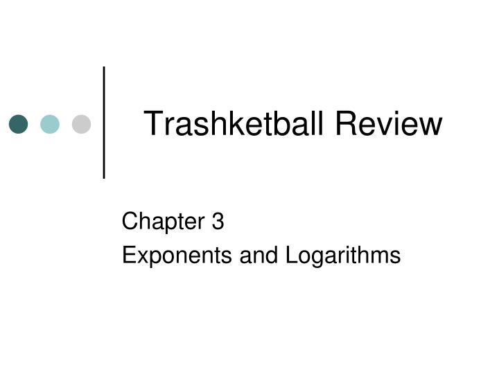 Trashketball review