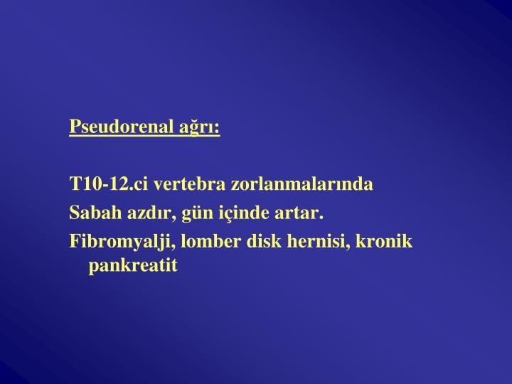 Pseudorenal a