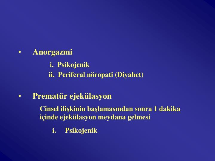 Anorgazmi